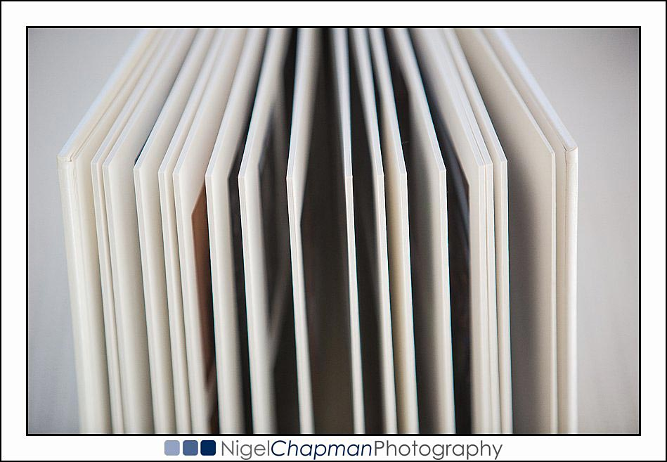 Queensberry Overlay Matted Album