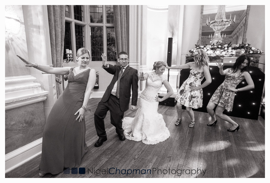 Buckinghamshire Wedding Photography At Danesfield House – Candice & Joel 16 August 2014