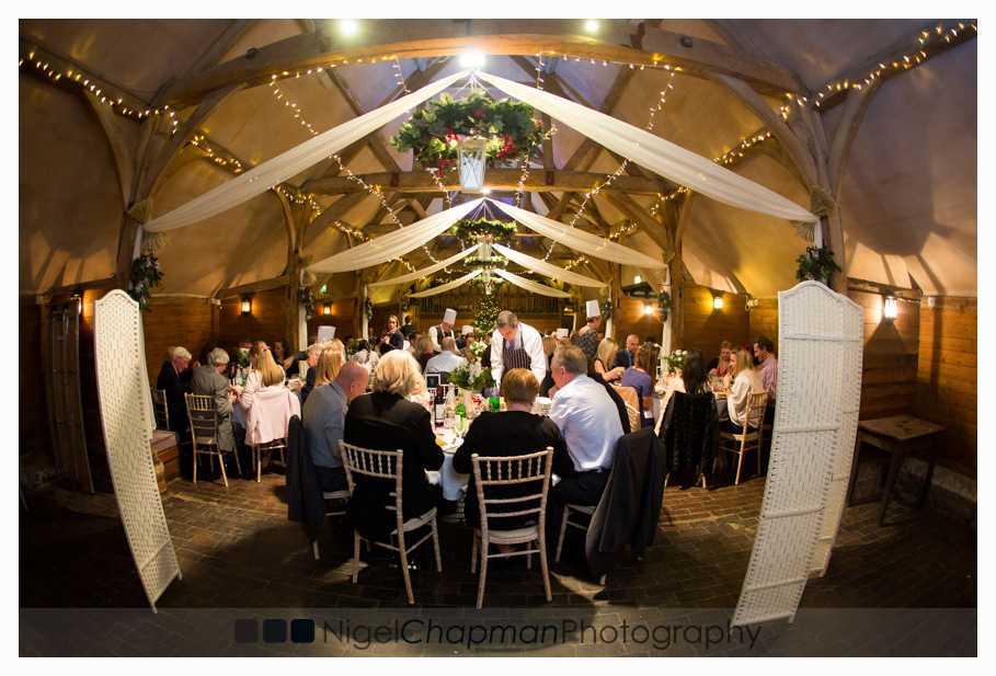 Oxfordshire Wedding Photography At Lains Barn – Sarah & Nick 29 December 2014