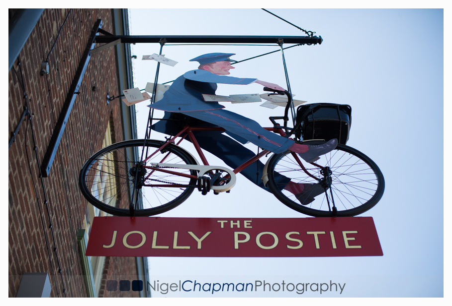 Jolly Postie – McMullens Publicity Images