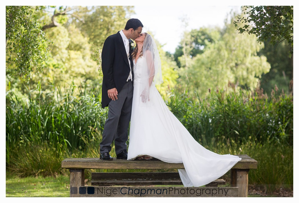 Buckinghamshire Wedding Photography At St Teresa's Church Beaconsfield & Stoke Place – Caroline & Johann 04 July 2015