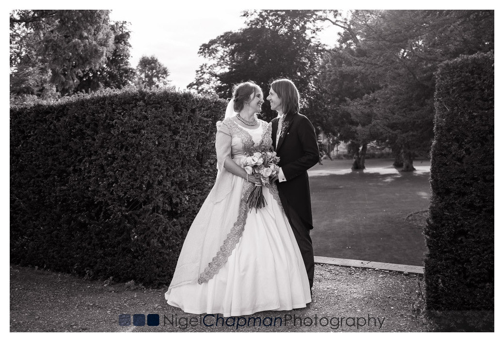 Oxfordshire Wedding Photography At Merton College & Oxford Town Hall – Katie & Richard 15 August 2015