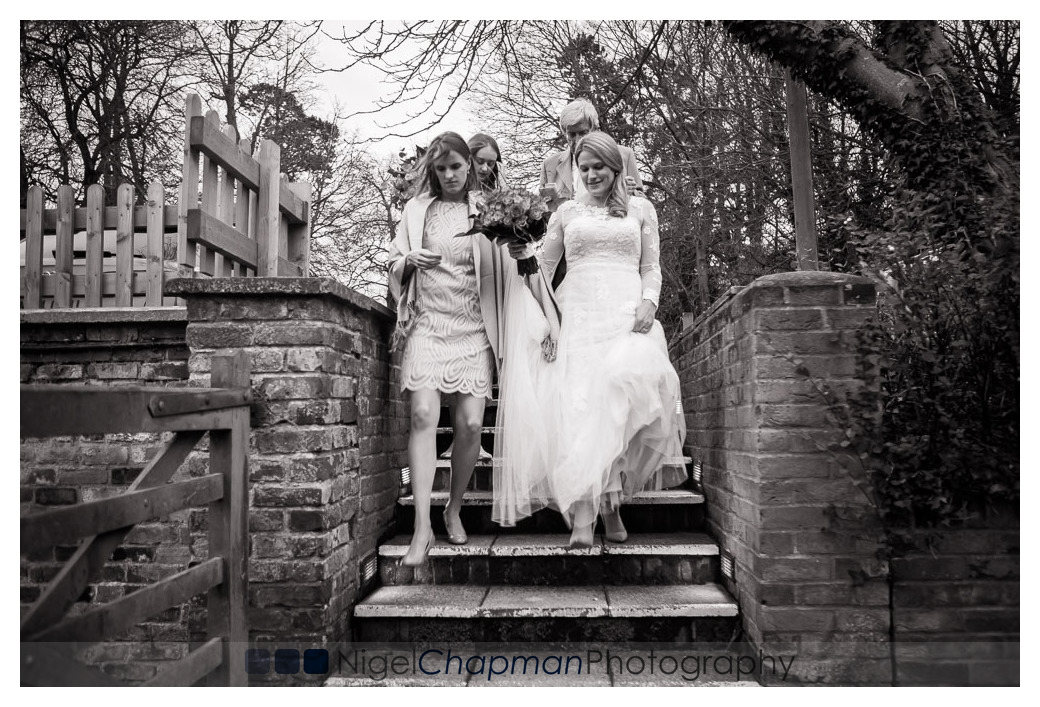 Oxfordshire Wedding Photography At Lains Barn – Marguerite & Martin 28 November 2015