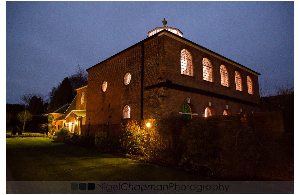 Buckinghamshire Wedding Photographer At Kings Chapel Amersham – Kate & James 18 March 2016