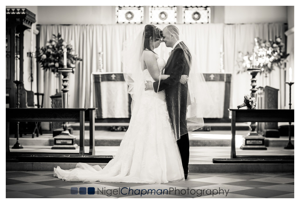 Oxfordshire Wedding Photography At St Mary The Virgin Church Hambleden & Old Luxters Barn – Stacey & Mitch 30 April 2016