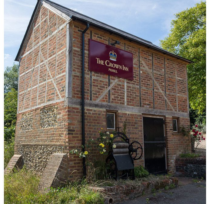Oxfordshire Wedding Photography At The Crown Inn Pishill – Emma & Matt 13 August 2016