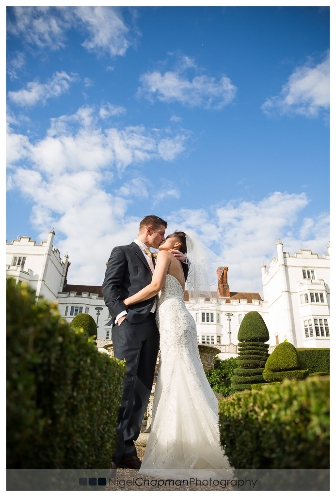 Danesfield House Wedding Photography – JiaJia & Mike 16 September 2016