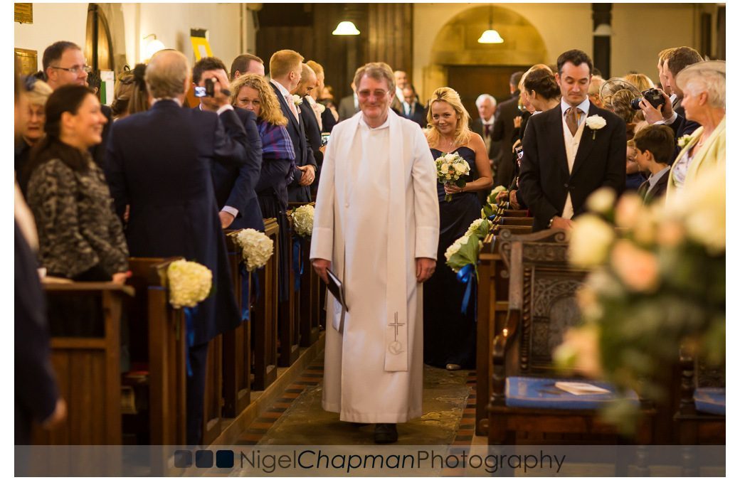 Olde Bell Wedding & St Mary's Church Hurley – Emma & Jason 03 December 2016