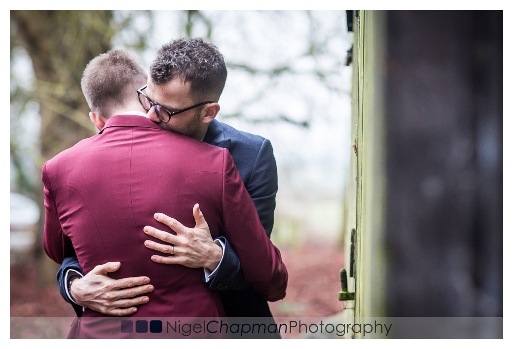 Lains Barn Wedding Photography – Dan & Ross 31 December 2016