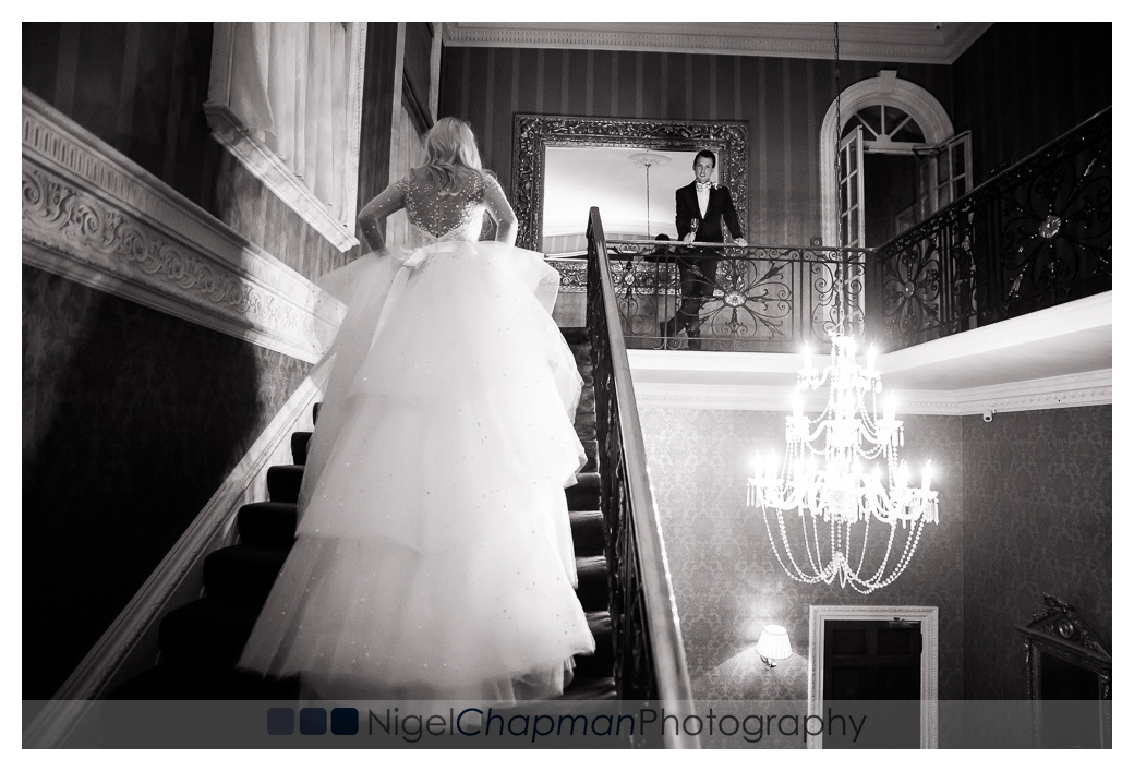 Hedsor Wedding Photography At St John's Church & Hedsor House – Grace & Mark 11 February 2017