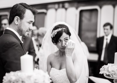 Buckinghamshire Wedding Couple Tears-1