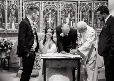 Hambleden Church Wedding-1