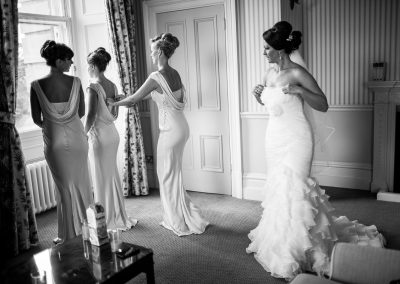 Heythrop Park Bridal Party-1