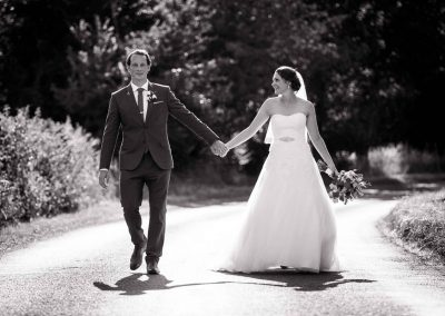 Oxfordshire Wedding Couple-1