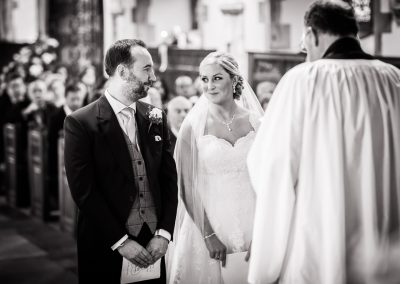 Wargrave Church Wedding Couple-1