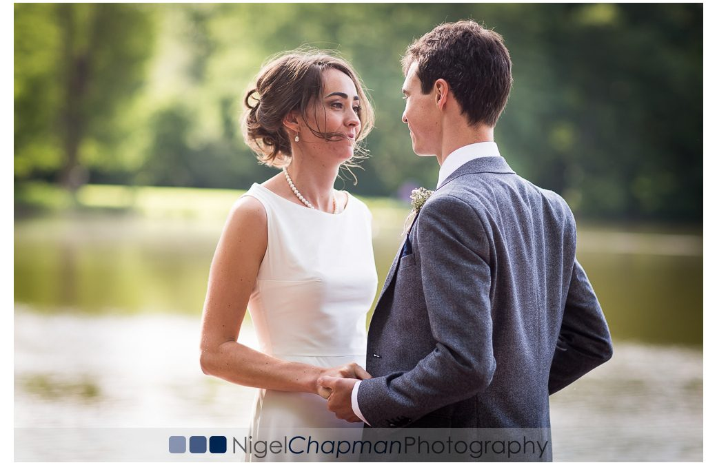 St Mary's Church & Silvermere Surrey Wedding – Claudette & Luke 20 May 2017