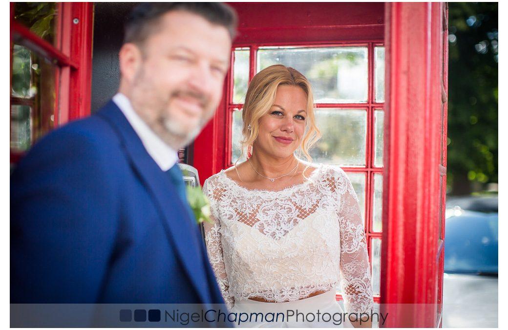 Kings Chapel Amersham Wedding – Tea & Daniel