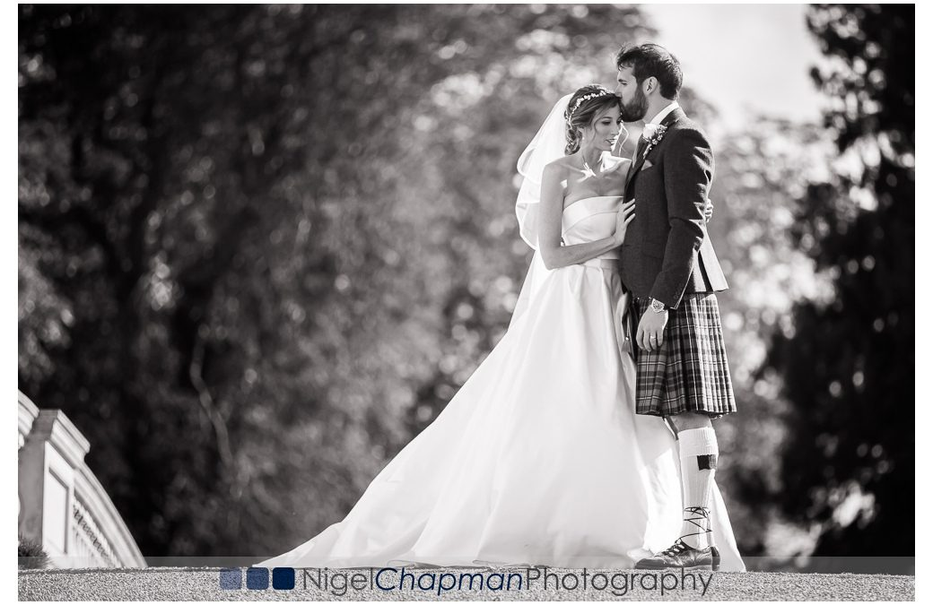 Stoke Park Wedding – Stephanie & Alasdair