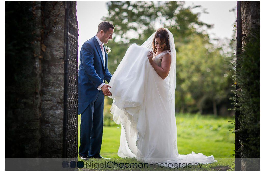 Notley Tythe Barn Wedding – Emma & Alisdair
