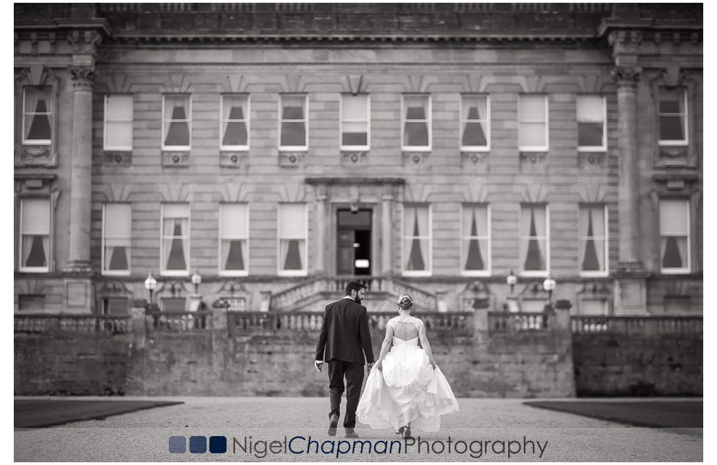 Heythrop Park Wedding – Carina & Kevin