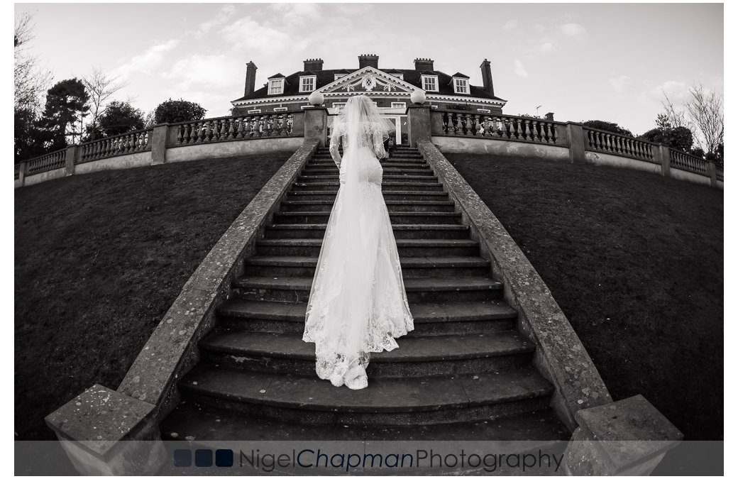 Hunton Park Wedding – Emma & James