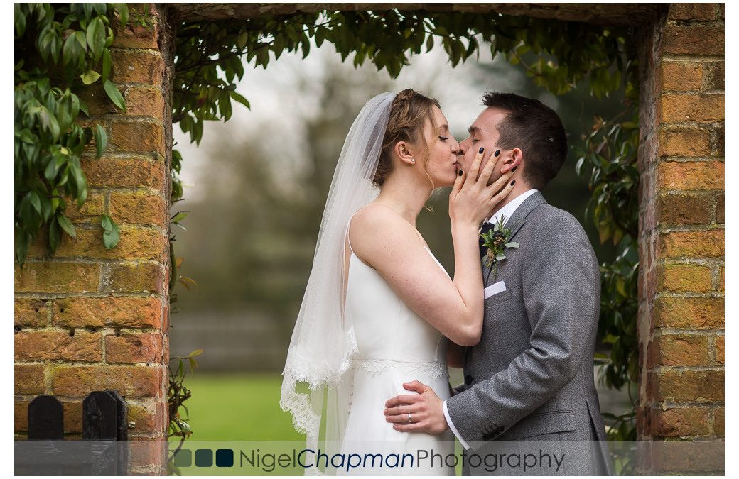 Olde Bell Hurley Wedding – Ellie & Alex