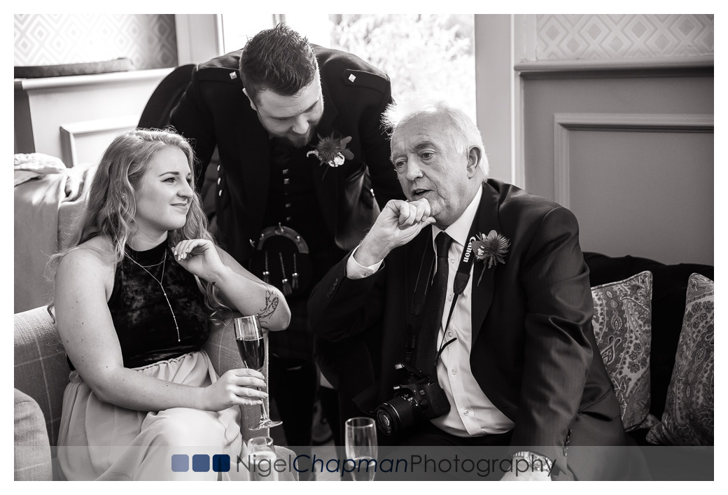 Rebecca and John, Wedding, Morden Hall Park, Nigel Chapman Photo