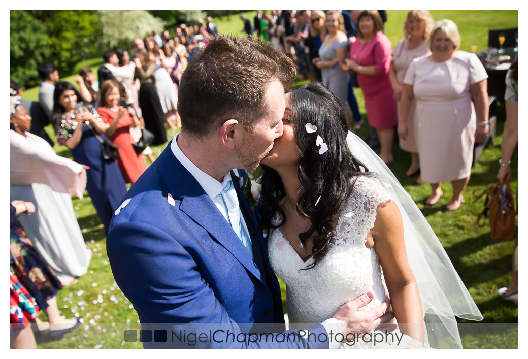 Jo and Ryan, Burnham Beeches Hotel, Wedding, Nigel Chapman Photo