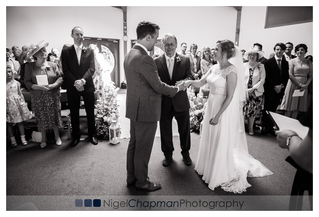 Sarah and Richard, Wedding, Nigel Chapman Photography