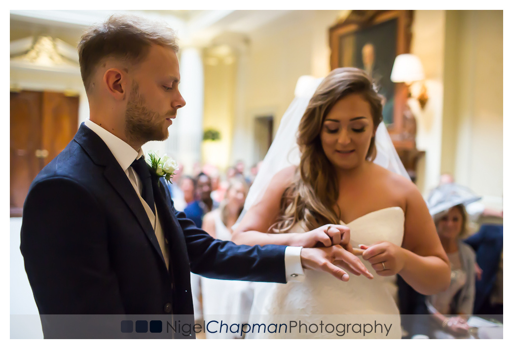 Hannah and James, Hedsor House Wedding, Nigel Chapman Photograph
