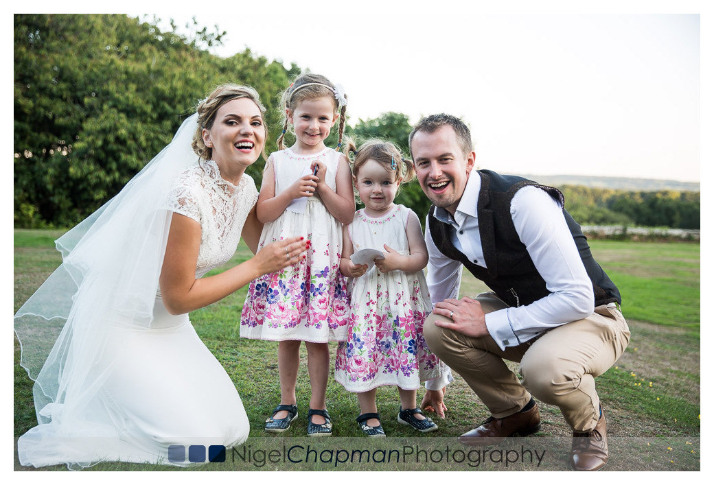 Amy Jean Andy Wedding, Frensham Heights Wedding Photography, Nig