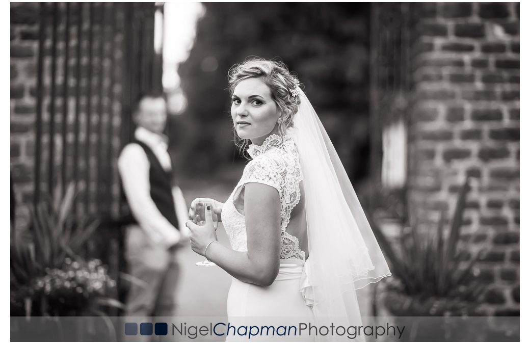 Frensham Heights Wedding Photography – Amy Jean & Andy
