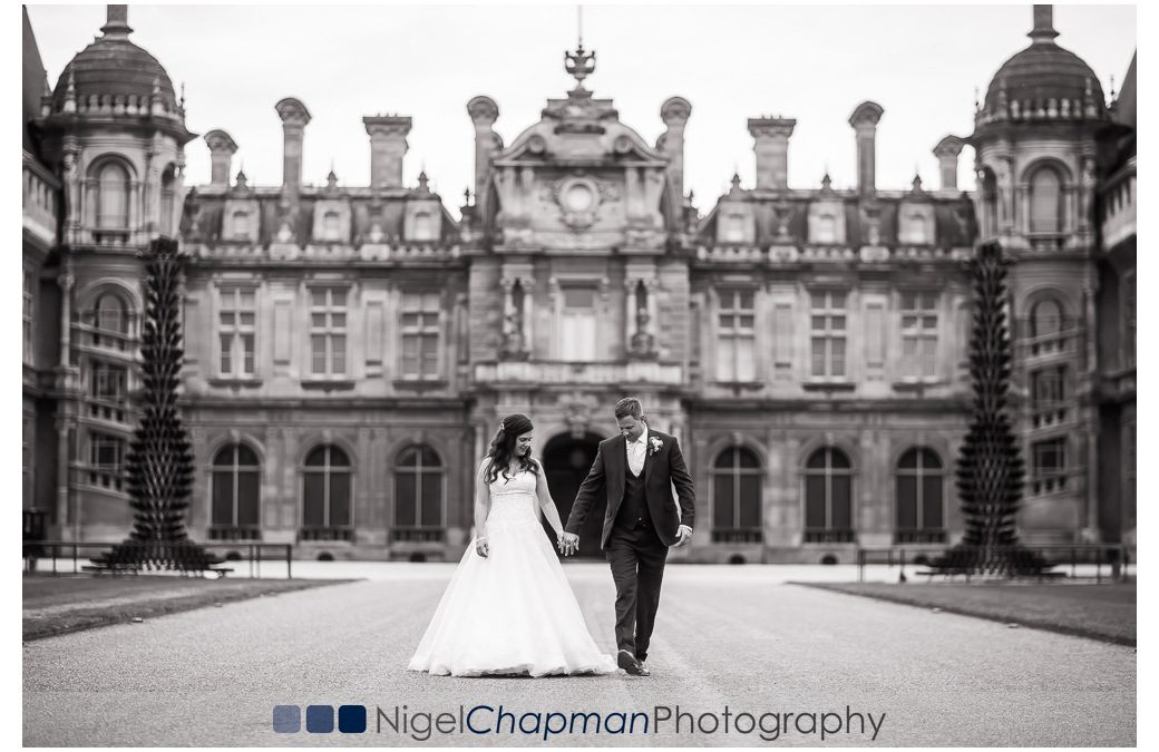 Waddesdon Dairy Wedding Photos – Linda & Steve