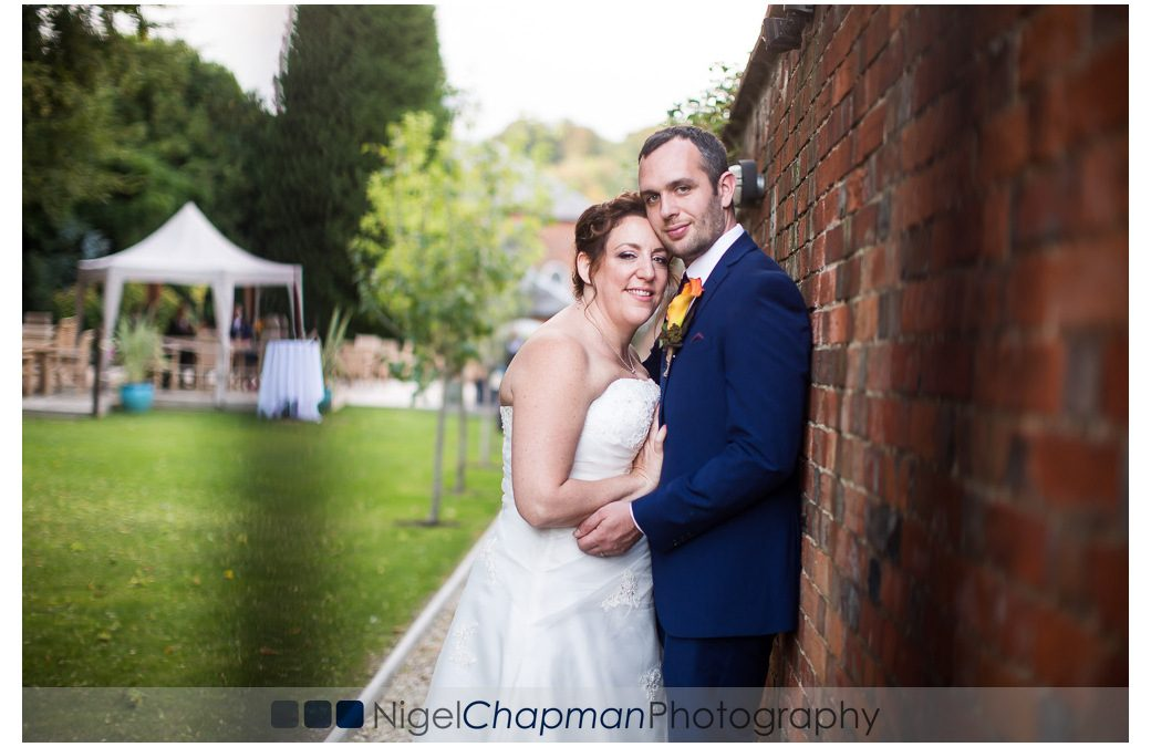 Kings Chapel Wedding Photos – Louise & Dave
