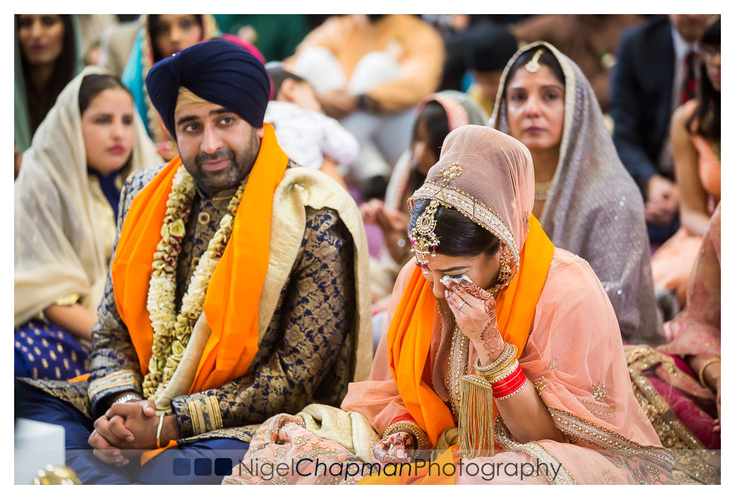 Sukhi Sunny, Sikh Wedding Photography, Nigel Chapman Photography