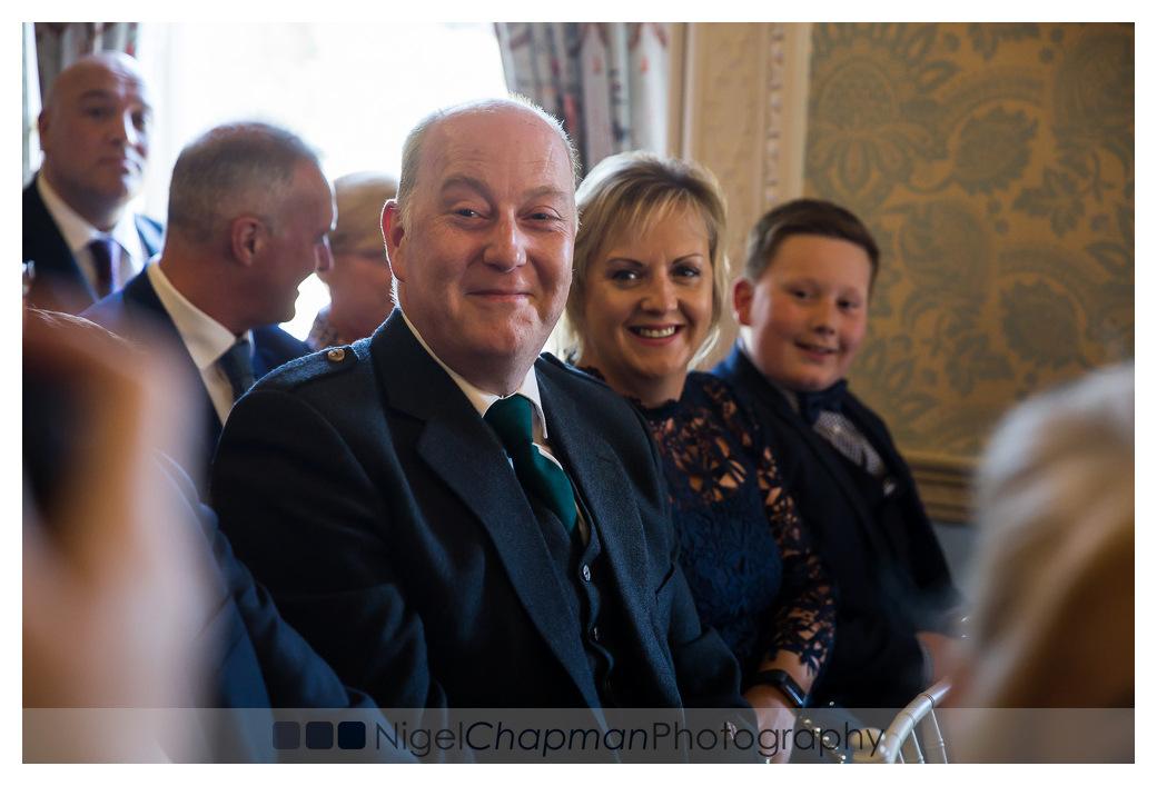Heythrop Park Wedding Photos, Craig and Karl, Nigel Chapman Phot