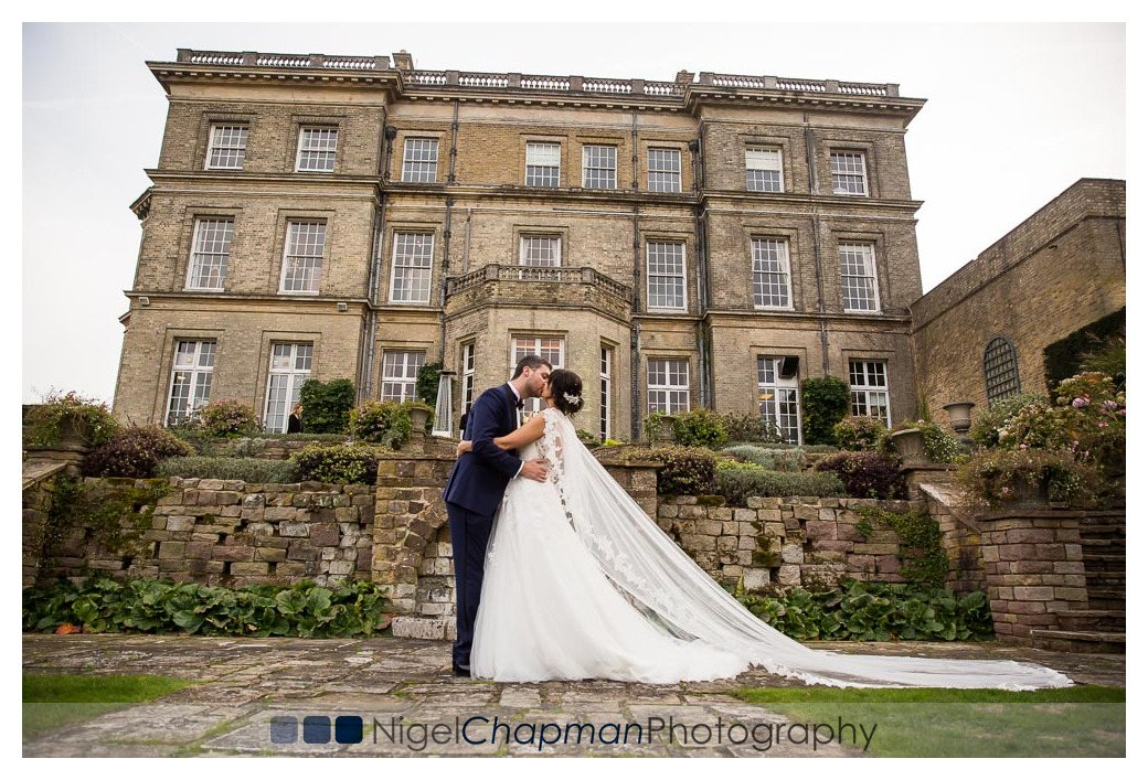 Delfina & Rashad, Wedding Photos Hedsor House, Nigel Chapman Pho