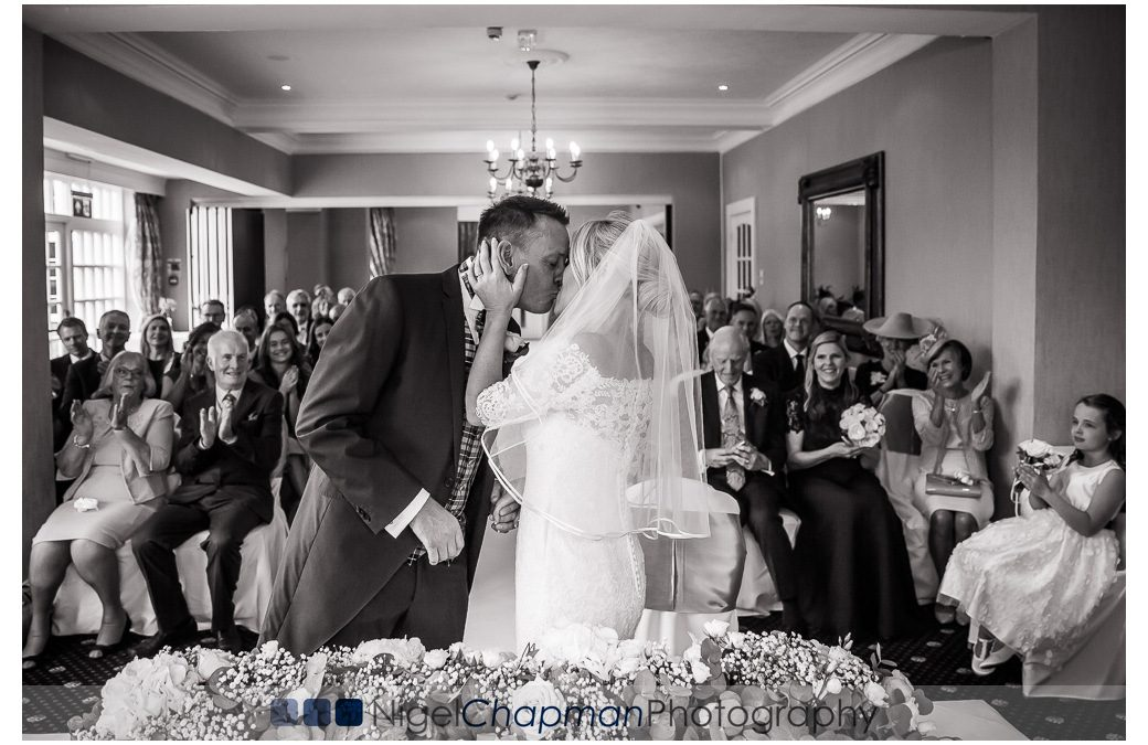 Grovefield Hotel Wedding – Katie & Andy