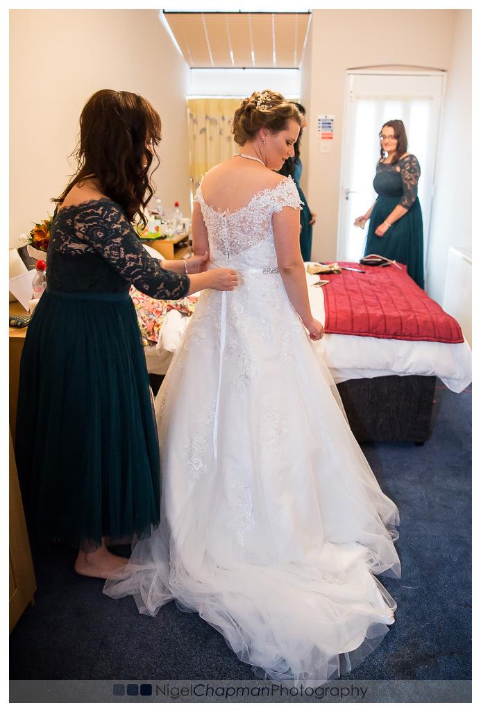 Hollie Dave, Coseners House Wedding Photography, Nigel Chapman P