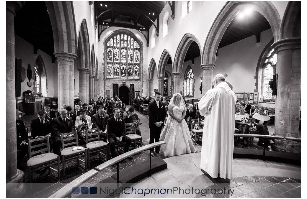 Thame Wedding Photography – Phillie & Steve