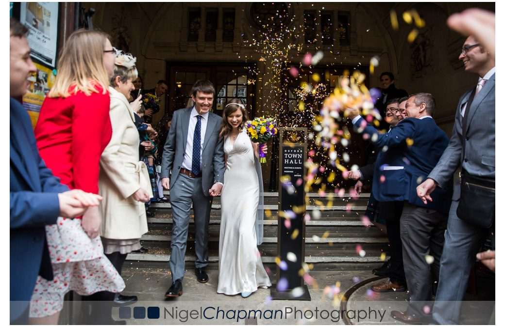 Oxford Wedding Photography – Catriona & Juan