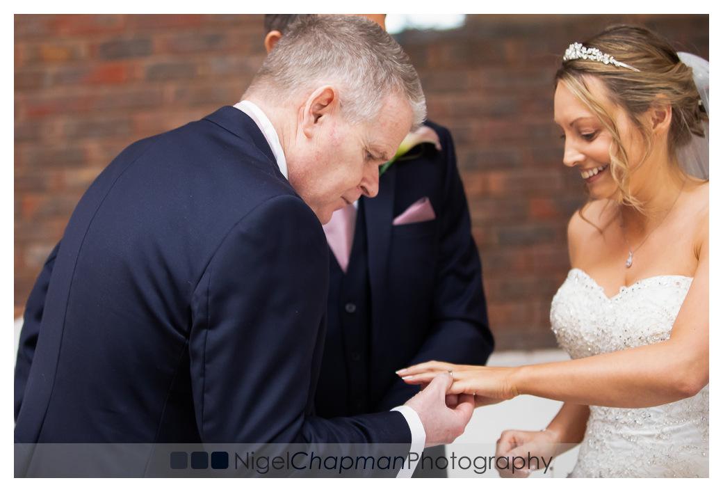 Jo and Dan, Nigel Chapman Photography, The Pavillion Wedding Pho