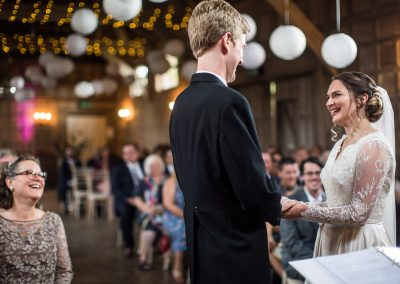 Caitlyn Felix, Oxfordshire Barn Wedding, Nigel Chapman Photograp