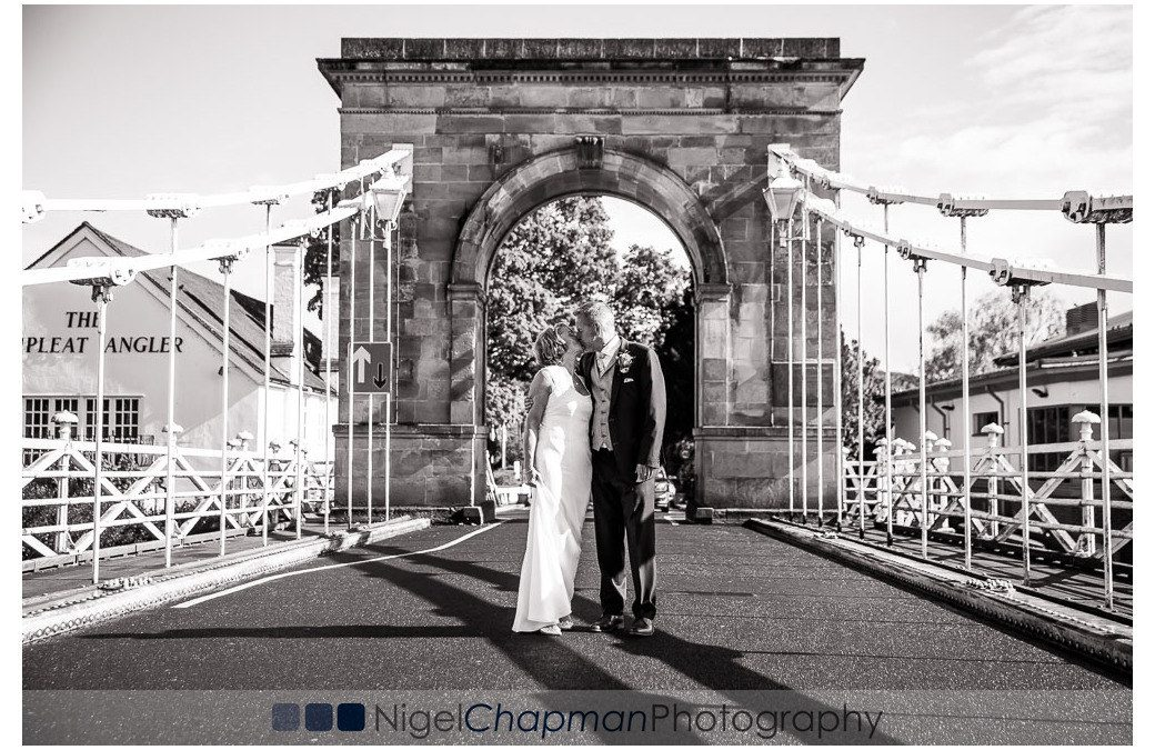 Compleat Angler Wedding Photography – Gabrielle and Tom