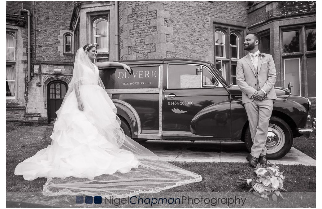 Tortworth Court Wedding Photography – Kayla and Wayne