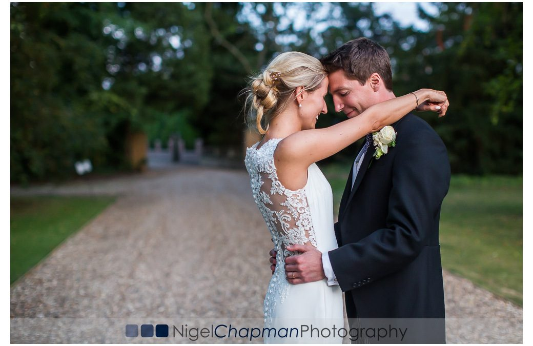 Oxfordshire Wedding Photographer – Freya and Ben