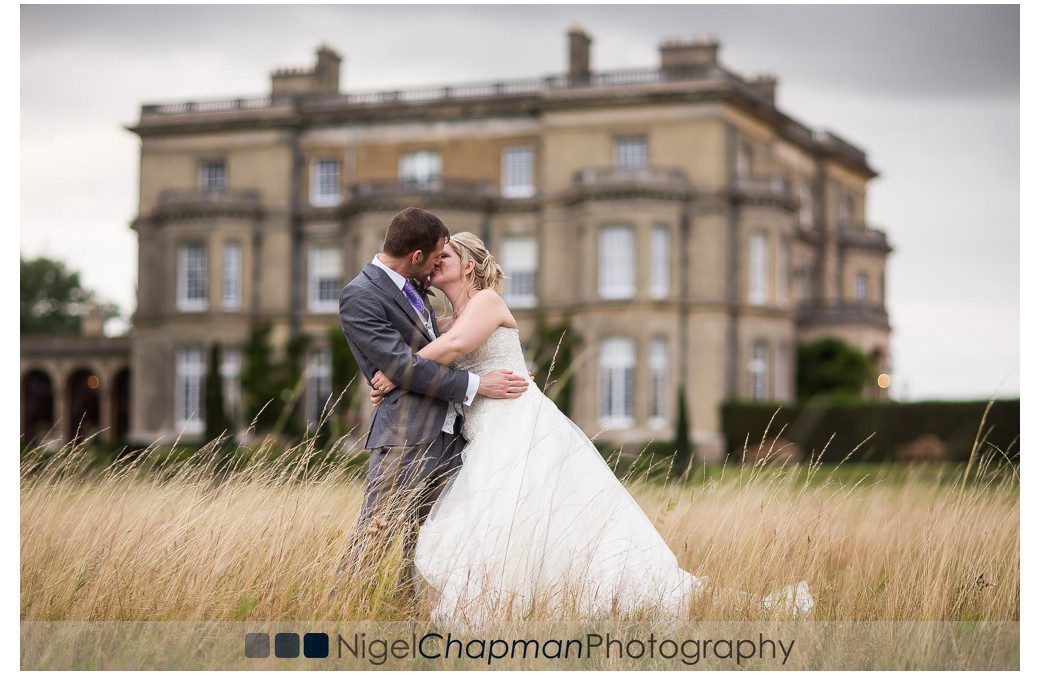 Wedding Hedsor House – Sarah and Paul