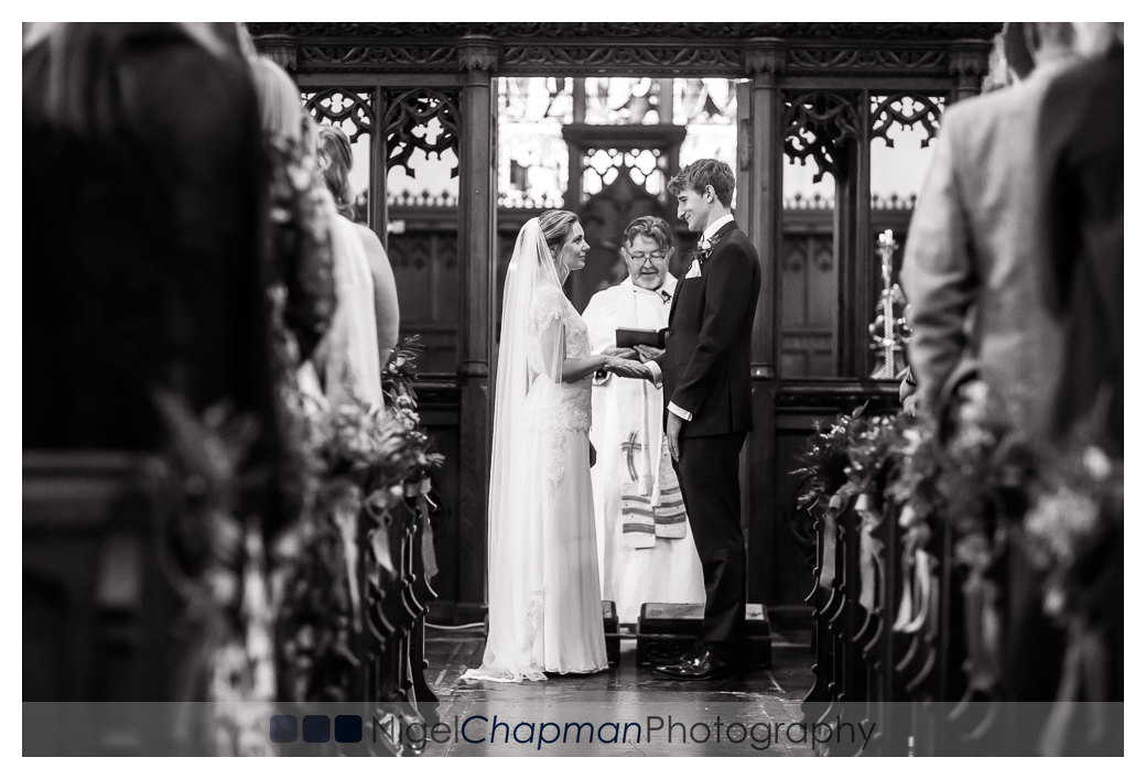 Claire Tom Wedding, Nigel Chapman Photography, Tythe Barn Weddin