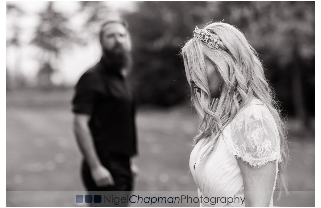 Pinewood Hotel Wedding Photography – Tahlia and Roman